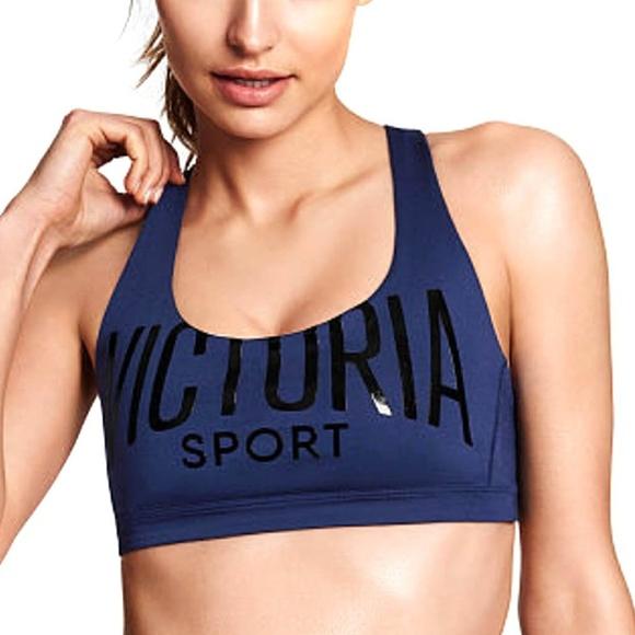 79403569da12 ... Strappy Back Sports Bra. NWT. PINK Victoria's Secret.  M_5aad2ca9b7f72b72091e0c89. M_5aad2ca950687cbeb0ad4295.  M_5aad2ad2739d48b3203688e3